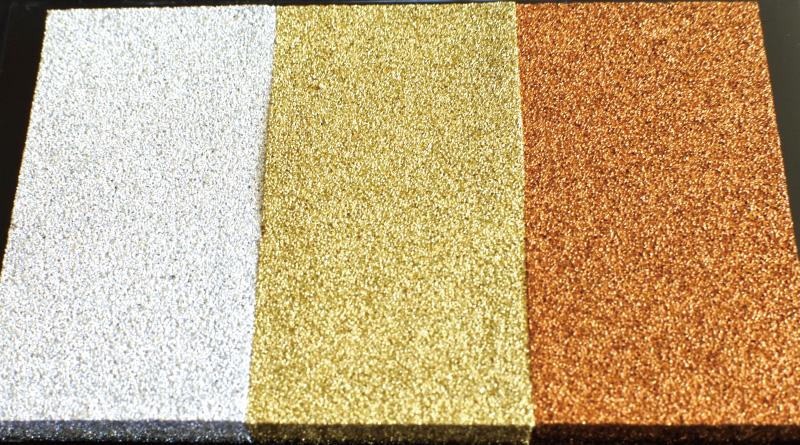 カラーパレット トレジャーのパッド面